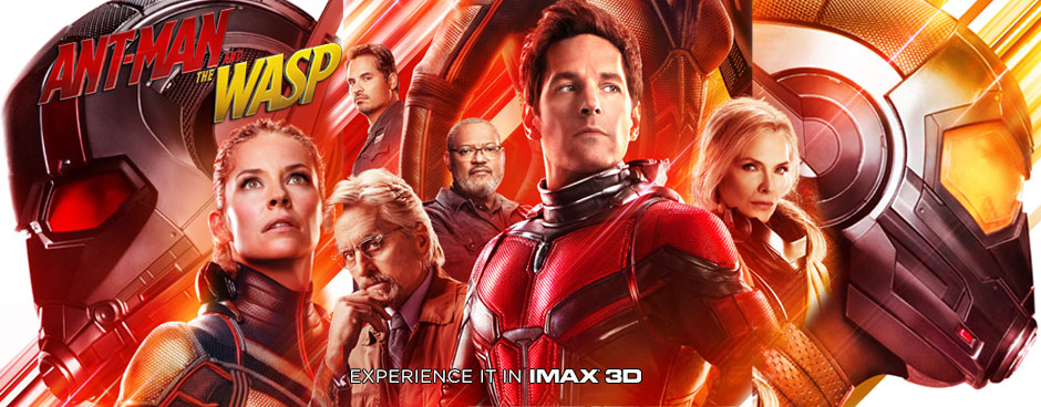 RESEÑA – ANT MAN AND THE WASP