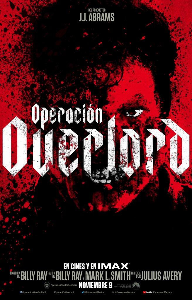 RESEÑA – OPERATION OVERLORD