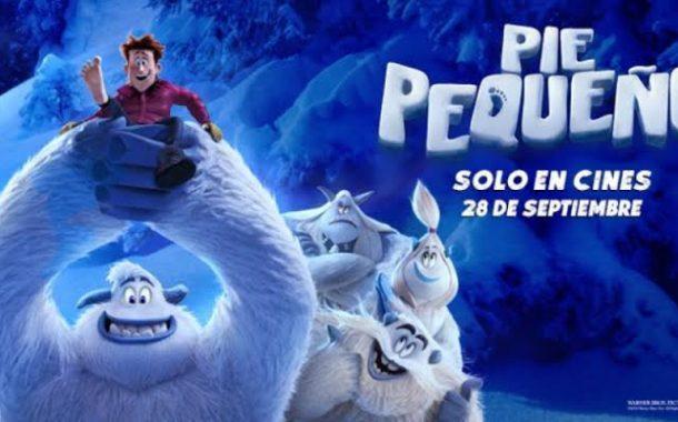 RESEÑA - PIE PEQUEÑO (2018)