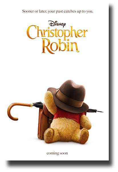 RESEÑA – CHRISTOPHER ROBIN