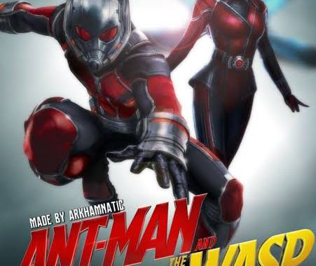 RESEÑA - ANT MAN AND THE WASP