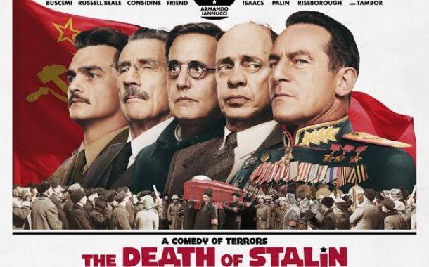 RESEÑA - La Muerte De Stalin (2018)