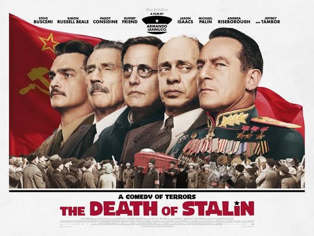 RESEÑA – La Muerte De Stalin (2018)
