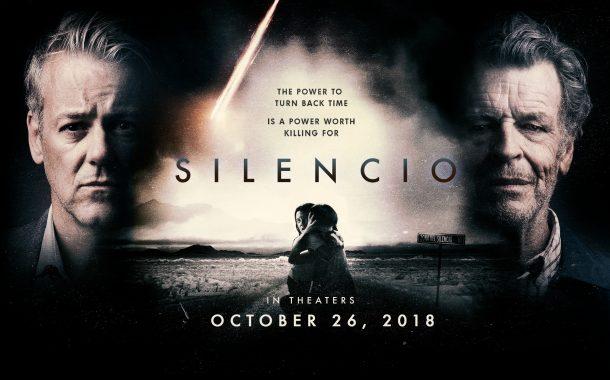 RESEÑA - SILENCIO (2018)