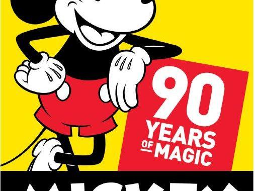 90 DÍAS DE CELEBRACIÓN EN LATINOAMÉRICA PARA FESTEJAR EL 90° ANIVERSARIO DE MICKEY MOUSE