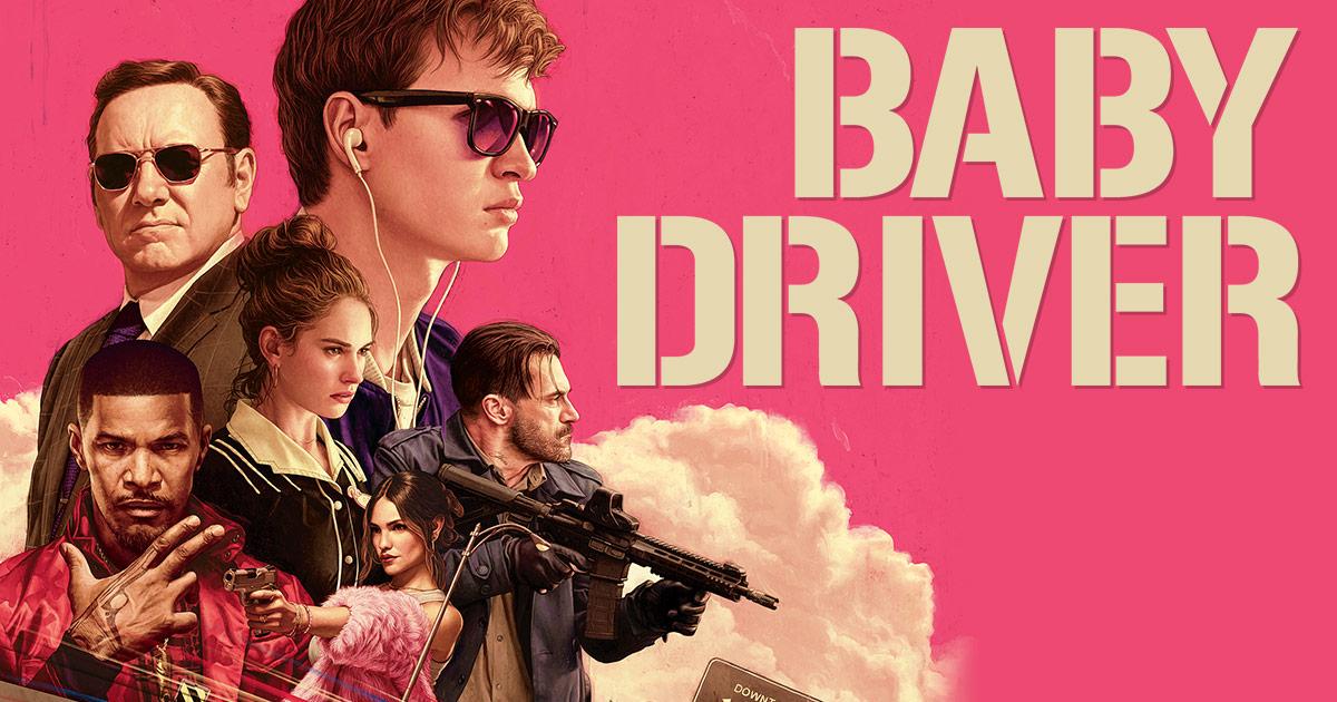 RESEÑA – BABY DRIVER