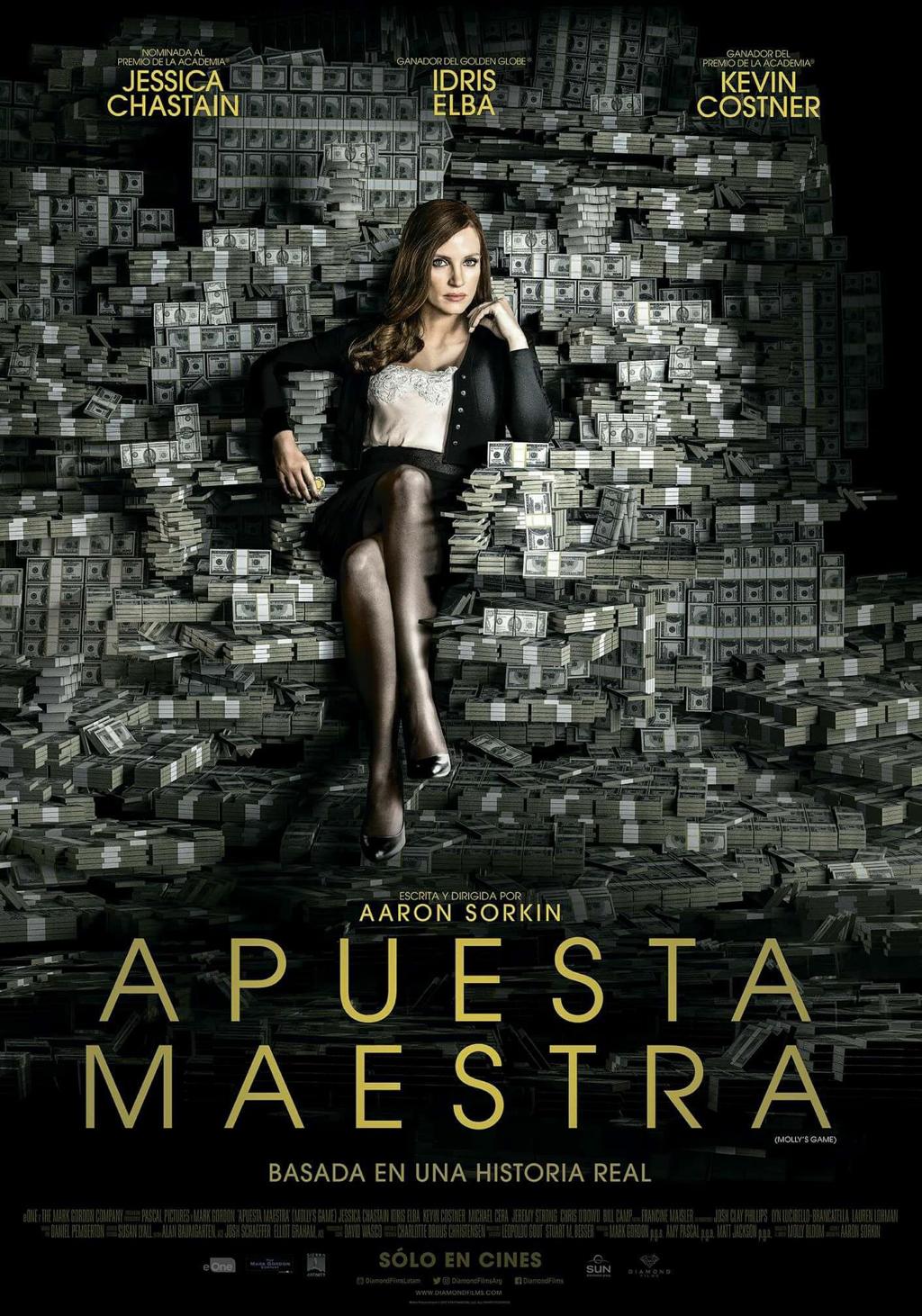 RESEÑA – APUESTA MAESTRA
