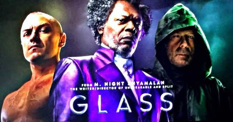 RESEÑA – GLASS
