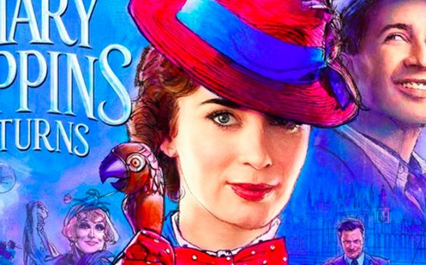 REVIEW – MARY POPPINS RETURNS