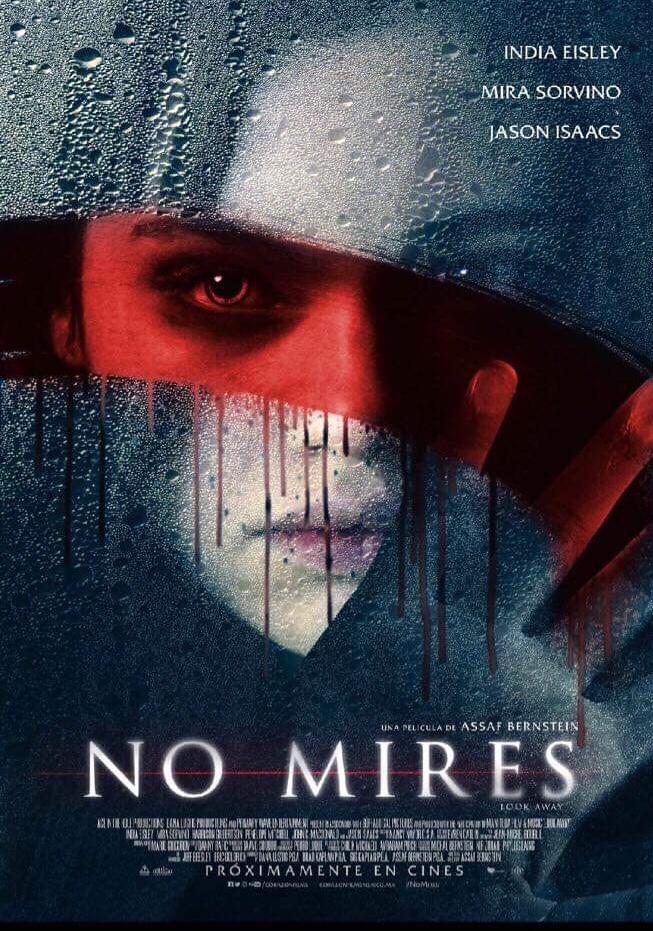 RESEÑA – NO MIRES (Look Away)