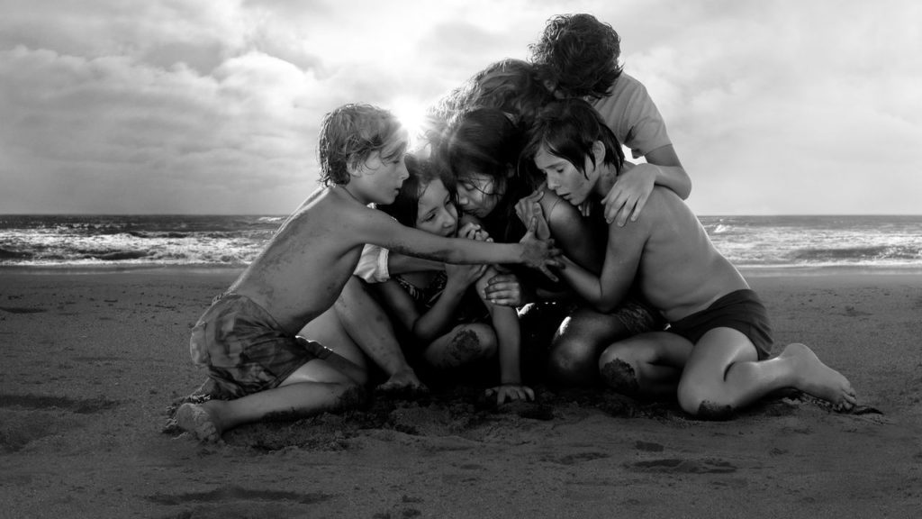 ROMA mejor película iberoamericana – Premios Goya