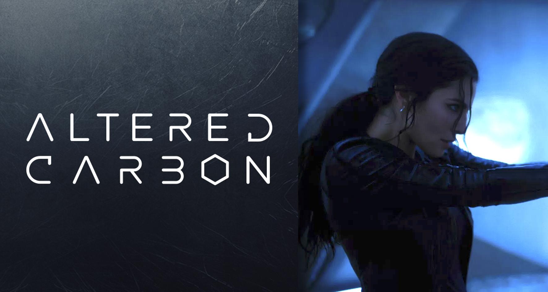Netflix anuncia el inicio de producción y el elenco de la segunda temporada de Altered Carbon