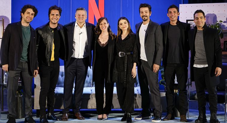 Netflix anuncia 50 producciones locales y la apertura de su oficina en México