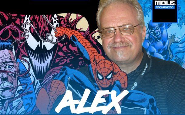 El artista de Spiderman y Máximum Carnage viene a Mexico