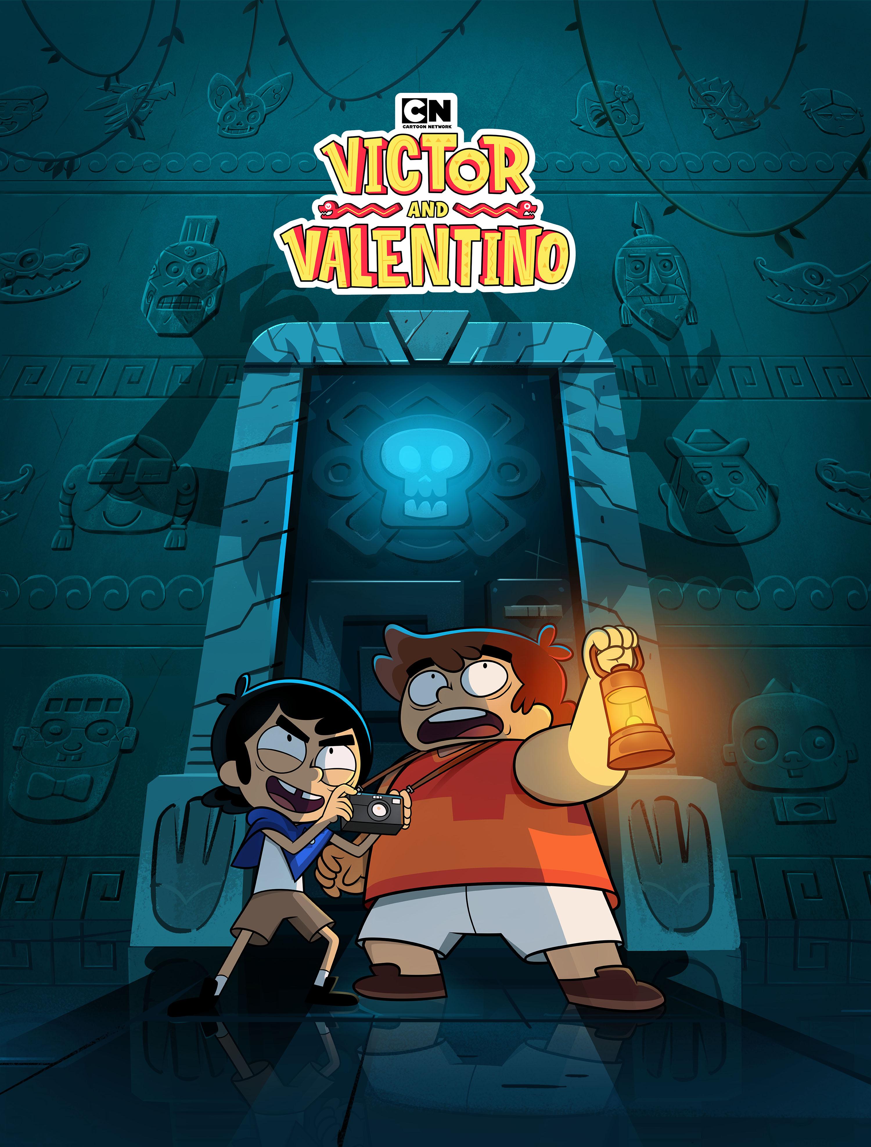 Cartoon Network anuncia el estreno de Víctor y Valentino, el nuevo show original de Cartoon Network Studios