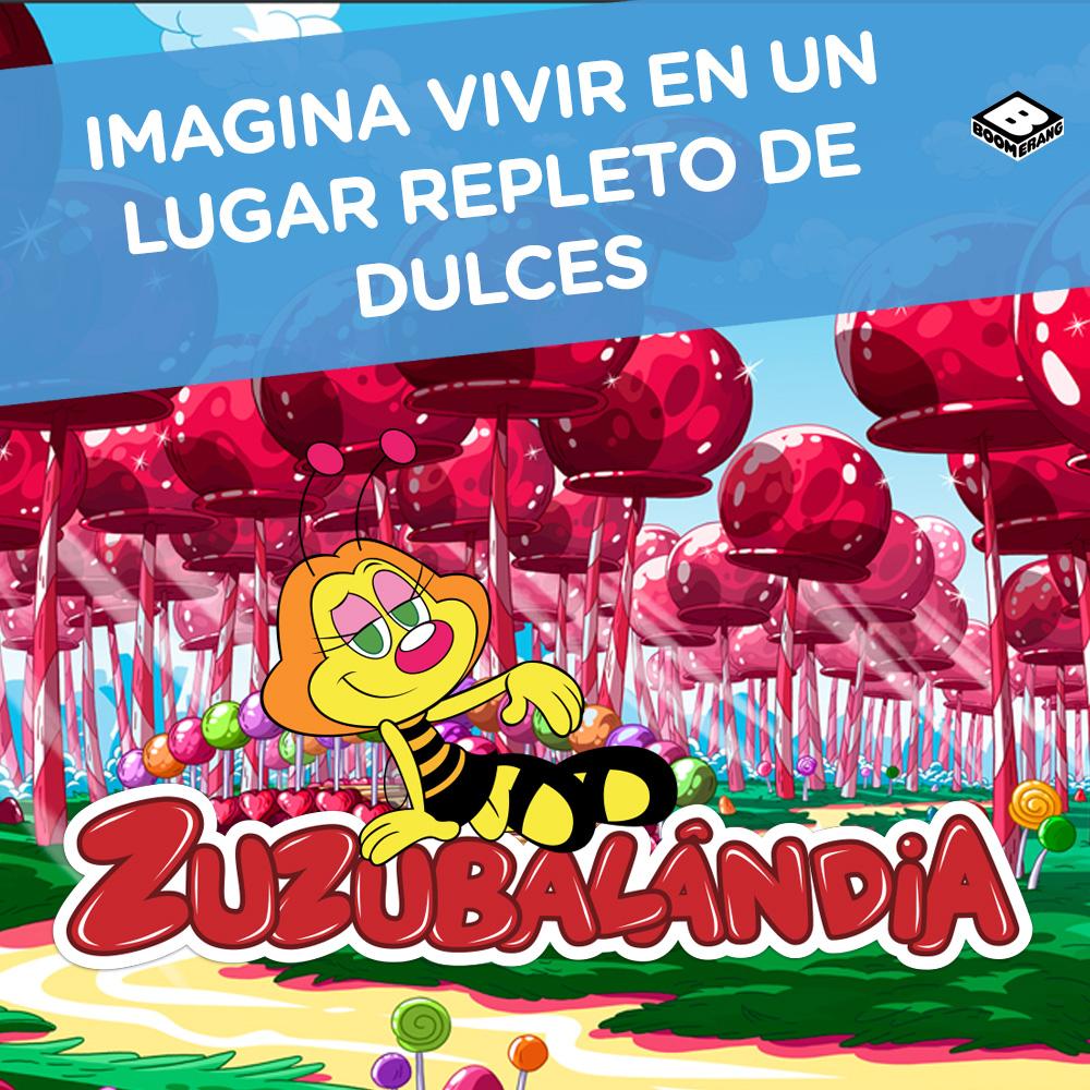 Boomerang estrena nuevos episodios de Zuzubalandia!!
