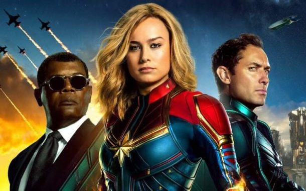 RESEÑA - CAPTAIN MARVEL