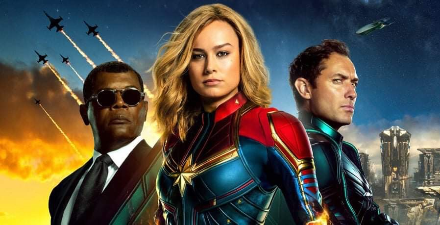 RESEÑA – CAPTAIN MARVEL