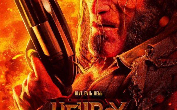 RESEÑA - HELLBOY (2019)