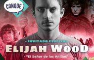 Elijah Wood viene a Mexico a la ConQue