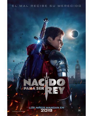 RESEÑA – NACIDO PARA SER REY