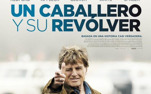 RESEÑA - UN CABALLERO Y SU REVÓLVER