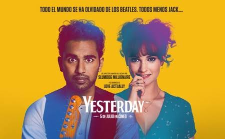 RESEÑA – YESTERDAY