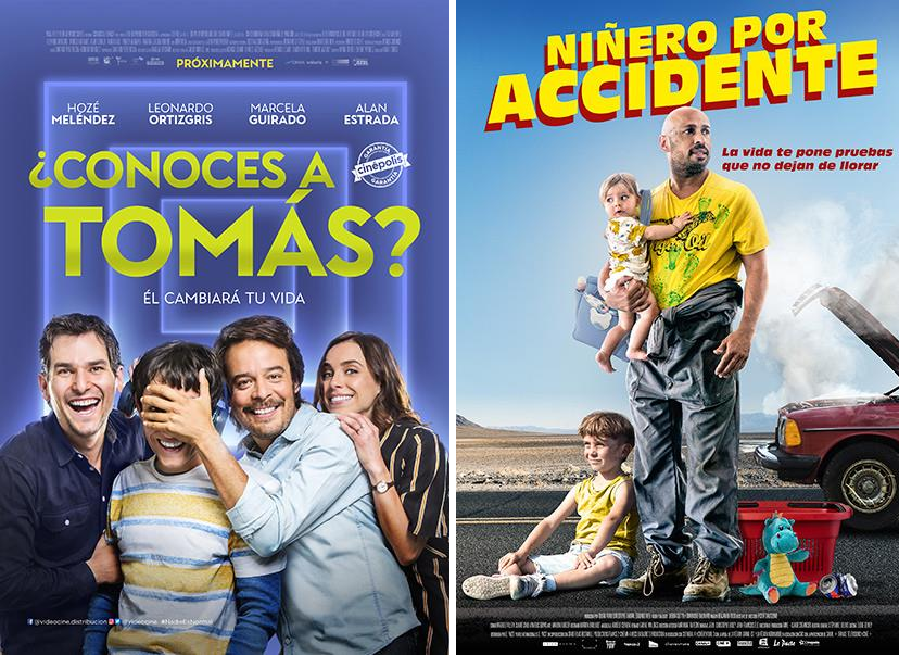 "ZIMA ENTERTAINMENT LANZA EN FORMATO FÍSICO: ""¿CONOCES A TÓMAS? Y NIÑERO POR ACCIDENTE."