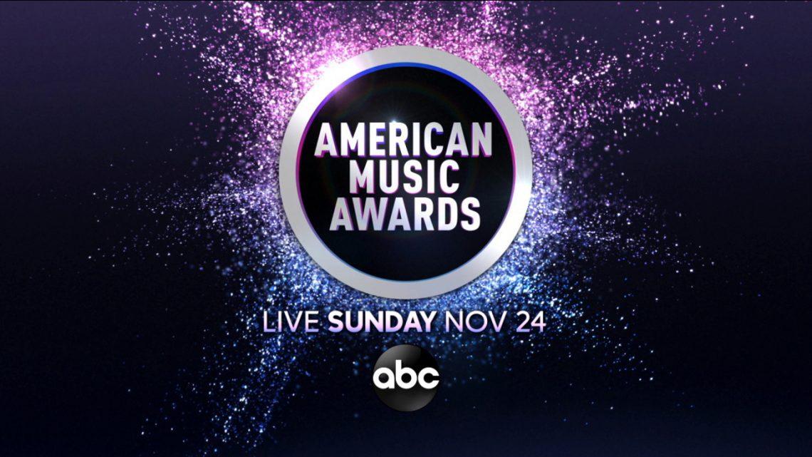 Los American Music Awards® se viven en TNT el domingo 24 de noviembre
