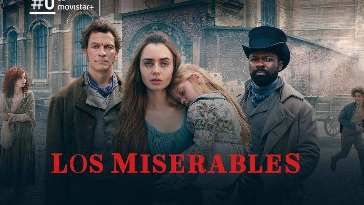 LOS MISERABLES, disponible en STARZPLAY el 12 de diciembre