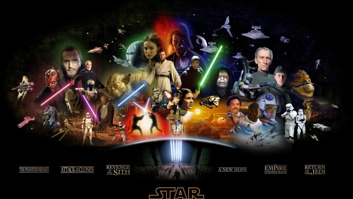 En Warner Channel todos somos Skywalker