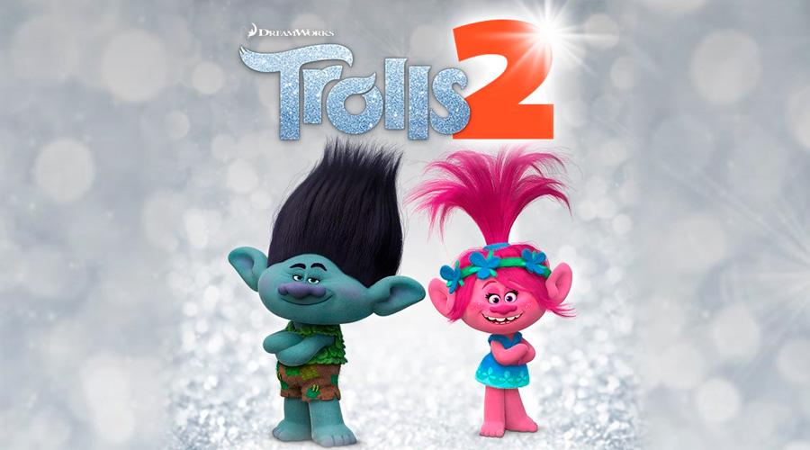 ¡Nuevos juguetes inspirados en la nueva entrega de DreamWorks Animation Trolls 2: World Tour!
