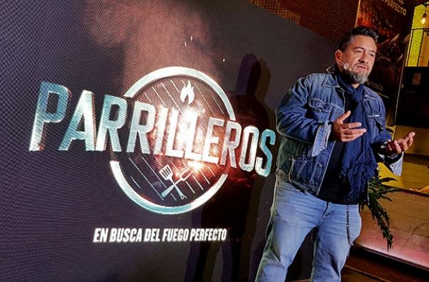 ¡SPACE presenta el último episodio de Parrilleros, el reality culinario que enamoró el paladar de los mexicanos!