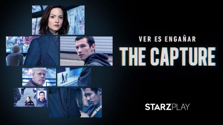 THE CAPTURE Llega el 2 de enero a Starzplay