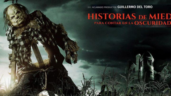 RESEÑA: HISTORIAS DE MIEDO PARA CONTAR EN LA OSCURIDAD