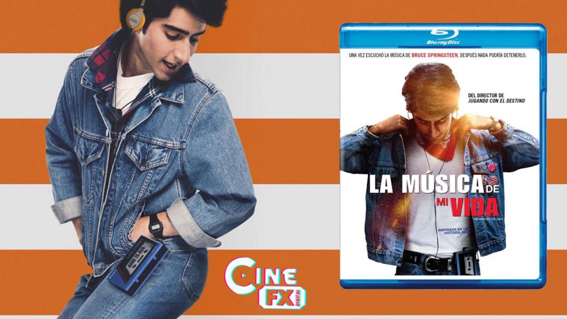 """LAS CHISPAS SE ENCENDERÁN CUANDO """"LA MÚSICA DE MI VIDA"""" LLEGUE EN BLU-RAY™ Y DVD EL PRÓXIMO 10 DE ENERO"""