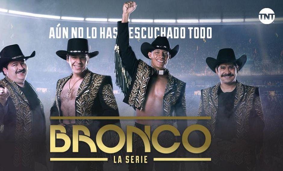 TNT presenta el final de BRONCO, LA SERIE con el ESPECIAL BRONCO EN CONCIERTO en TNT