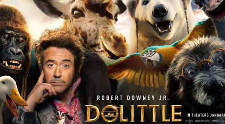 RESEÑA – DOLITTLE (2020)