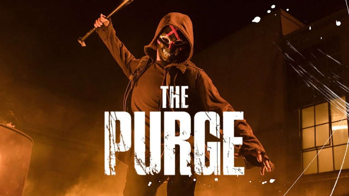 SIGUE DISFRUTANDO THE PURGE LA SERIE EN SPACE