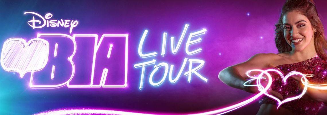 ¡EN 2020, BIA LIVE TOUR DE DISNEY LLEGA A MÉXICO!
