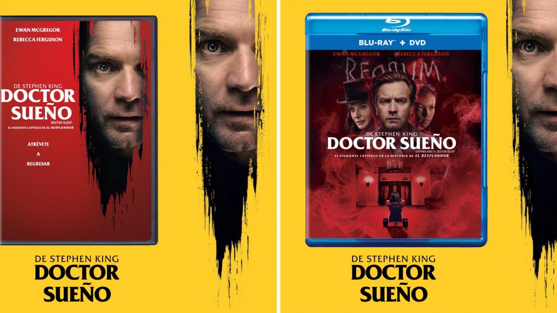 """MIRA EL CAPÍTULO FINAL DE LA HISTORIA DE EL RESPLANDOR CUANDO """"Doctor Sueño"""" LLEGA EN DVD Y BLU-RAY"""
