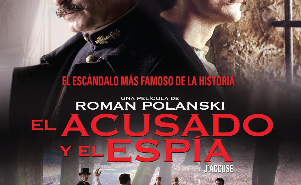 """""""EL ACUSADO Y EL ESPÍA"""""""