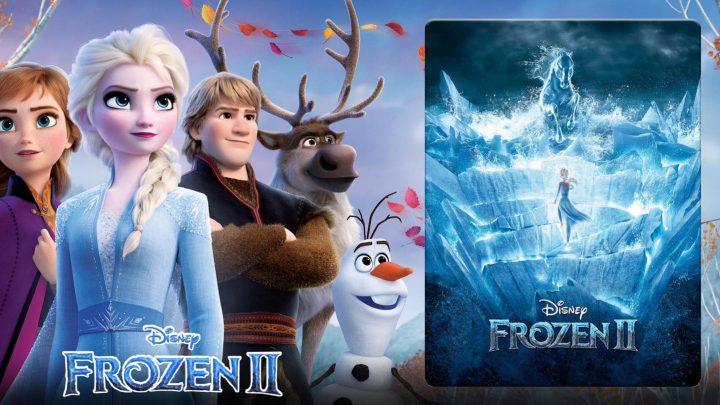 """La película animada n. o 1 de todos los tiempos """"Frozen 2"""" de Disney Llega a todos los hogares en formato casero el 13 de marzo"""