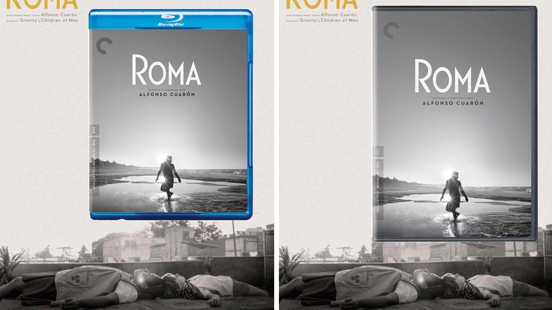 """LLEGA """"ROMA"""" EN FORMATO CASERO DE WARNER BROS. HOME ENTERTAINMENT"""