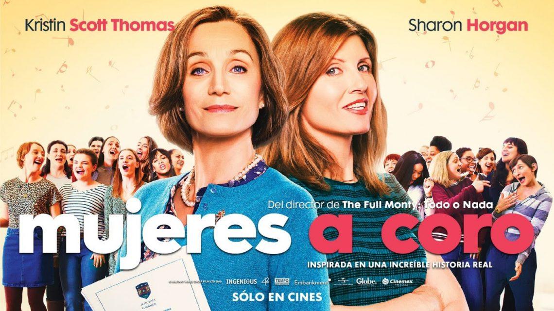 Cinemex presenta el primer avance de la película Mujeres a Coro