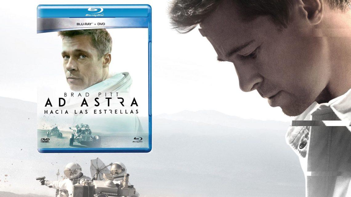 AD ASTRA: HACIA LAS ESTRELLAS el thriller de ciencia ficción protagonizado por Brad Pitt aterriza en Blu-ray™ y DVD el próximo 13 de marzo.