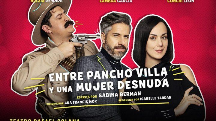 RESEÑA – ENTRE PANCHO VILLA Y UNA MUJER DESNUDA