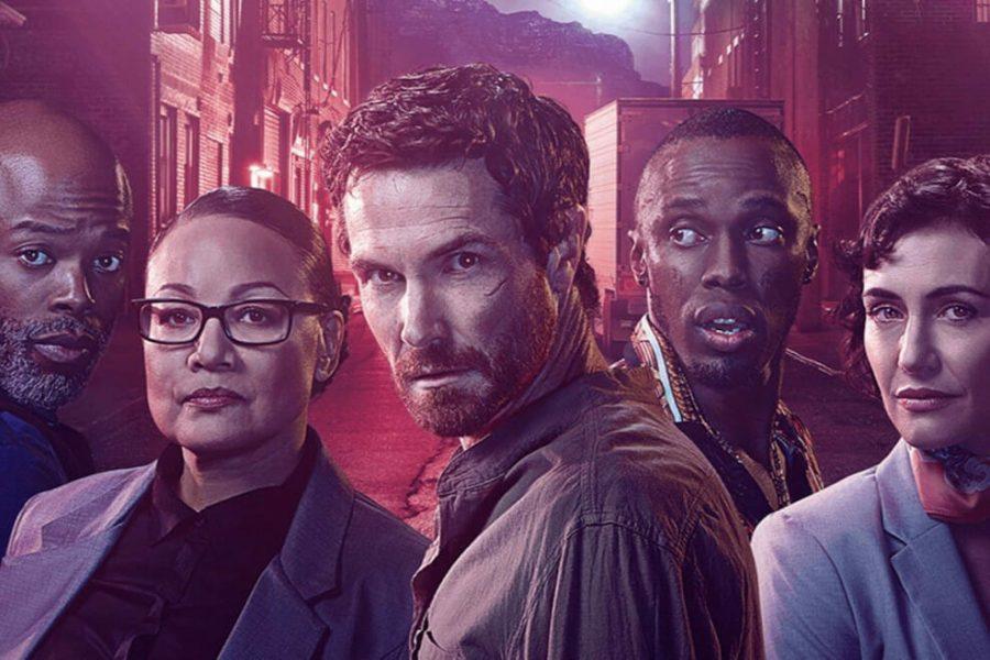 LA SERIE DRAMÁTICA 'TRACKERS' ESTRENA EL 5 DE JUNIO EXCLUSIVAMENTE EN HBO XTREME y HBO GO