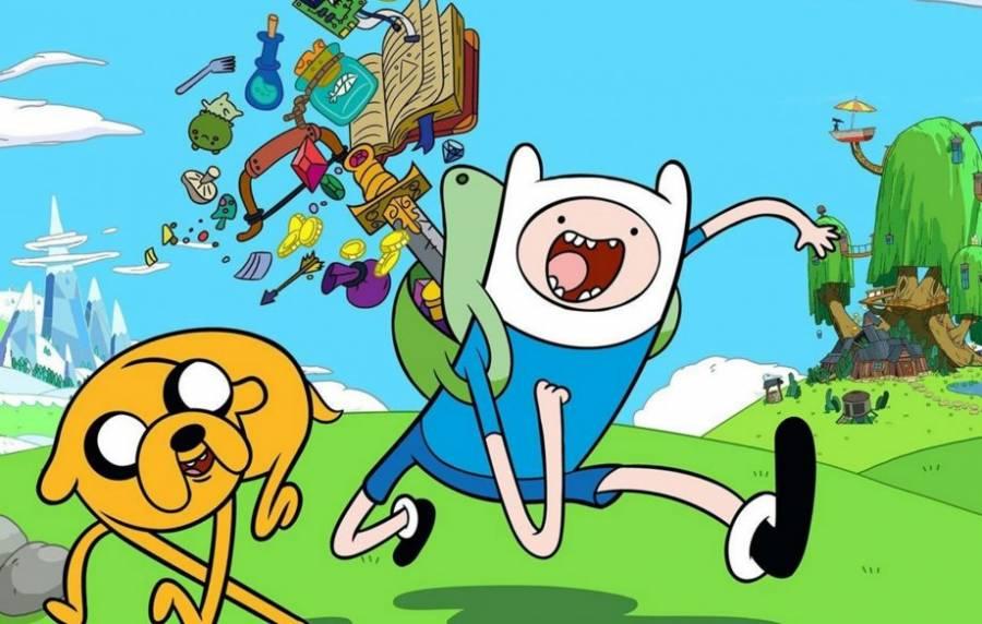 Cartoon Network celebra los 10 años de Hora de Aventura