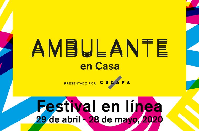 CONFERENCIA AMBULANTE: EN CASA
